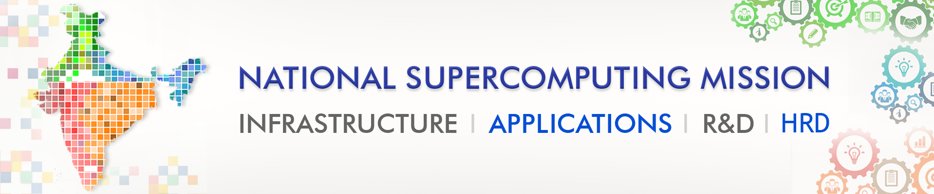 National Supercomputing Mission of India
